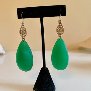 Jewelry - Green Fashion Earrings